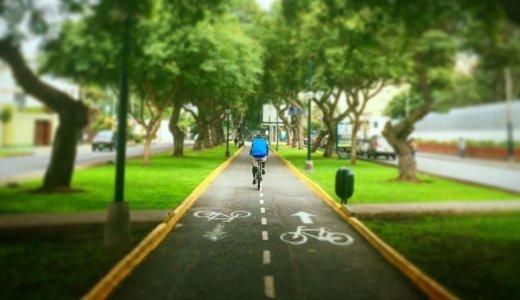 自転車がブーム?!世界一の気候?!ペルー・首都リマのチャリ道