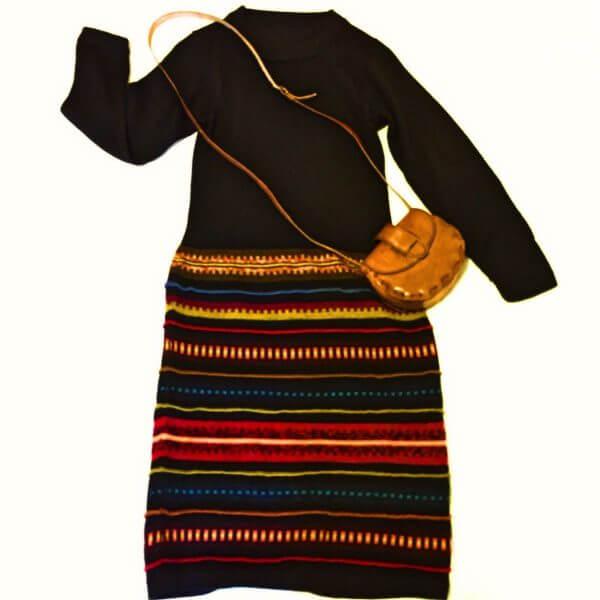 Vestido peruano