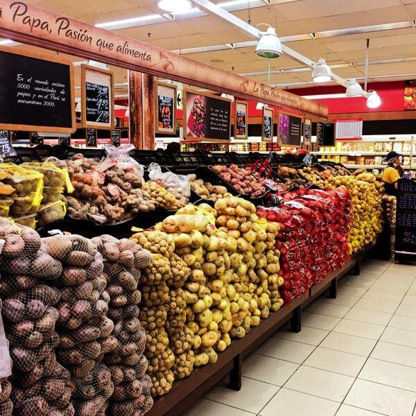Papas supermarket