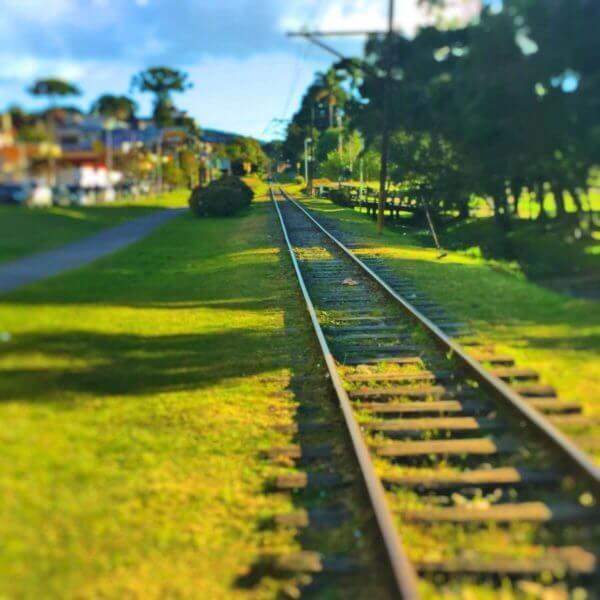 Jordao rail