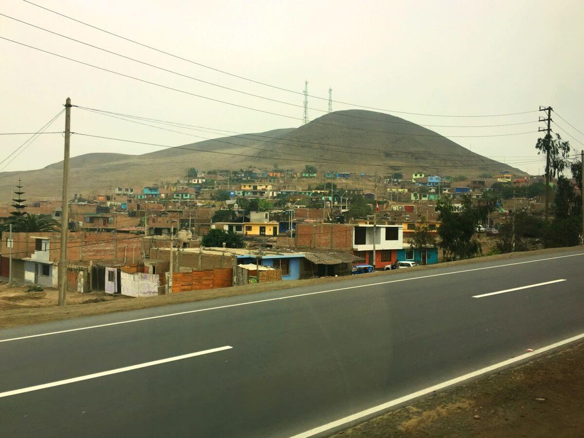 Lima suburb