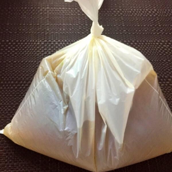 Emoliente bag
