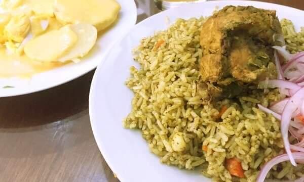 arroz con pollo header