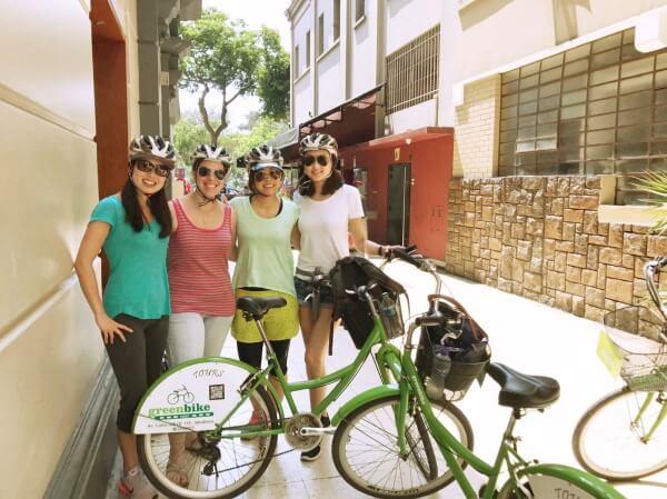 Lima biketour