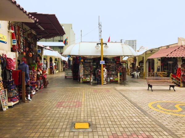 Mercado bano