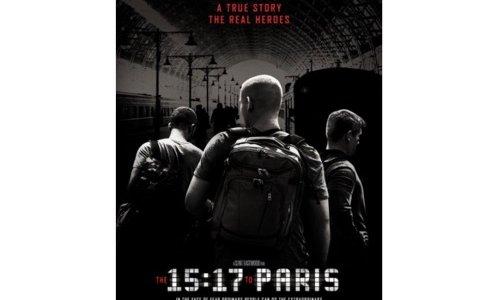 【映画レビュー】アメリカンヒーロー物語:15時17分、パリ行き