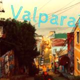 【チリ観光】サンティアゴから日帰りで!キュートなバルパライソ