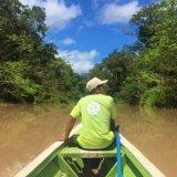 【ジャングル旅1】アマゾン川近くの超ローカルな集落に宿泊
