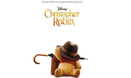 【映画レビュー】プーと大人になった僕/Christopher Robin(ややネタバレ)