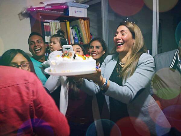 Fiesta torta