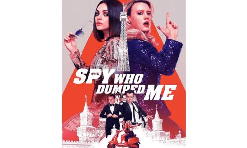 【映画レビュー】ストレス発散!The Spy Who Dumped Me(ネタバレなし)