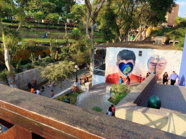 Barranco paint