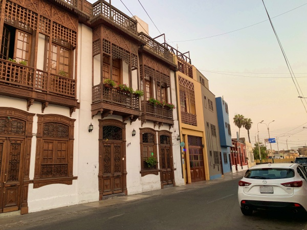 Barranco street