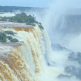 【旅行記】イグアスの滝2日目:ついに世界三大瀑布とマイナスイオン!